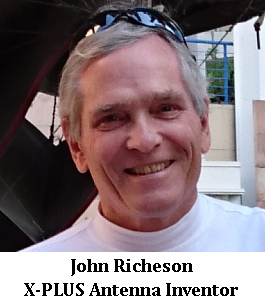John Richeson X-PLUS Antenna Craftsman
